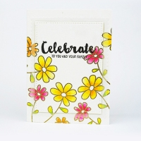 Tombow + Waffle Flower Blog Hop
