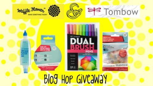 Waffle Flower Blog Hop