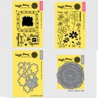 Faber-Castell + Waffle Flower Inspiration Week
