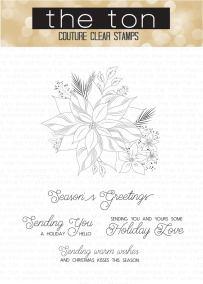 Holiday Love Poinsettia