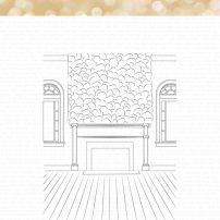 Scenes- Fireplace