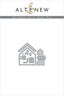 Die with logo_Neighborhood Home Die Set_preview