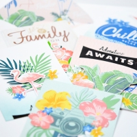 How To videos + 6 ways to make cards with POSTCARD PERFECT
