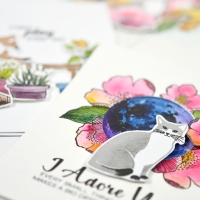 Altenew Watercolor 36 Pan Set Release Blog Hop + Giveaway