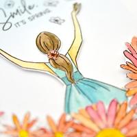 Smile. It's Spring- The Ton