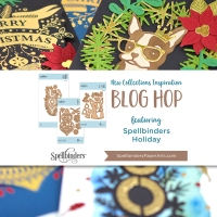Spellbinders Holiday 2019 Blog Hop