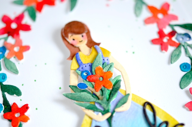 Spellbinders_Girl_Flower_Mayline_02