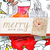 "PENNY BLACK – NEW COLLECTION ""Merry and Joy"""