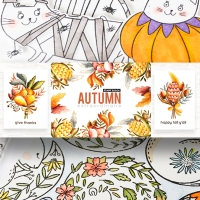 PENNY BLACK – NEW COLLECTION – Autumn Extraordinaire